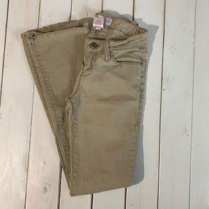 No Boundaries - Stretch Khaki Pants Size 1